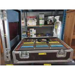 Gamma 300D Mixing Board in Shipping Case
