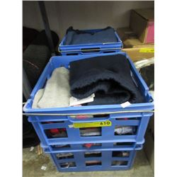 Crate of Assorted New Clothing