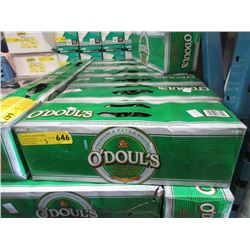 3 Cases of O'Douls Dealcoholized Beer