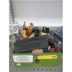 Box of Toys & Collectibles