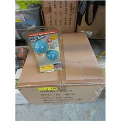 Case of 24 Sets of New Dryer Balls