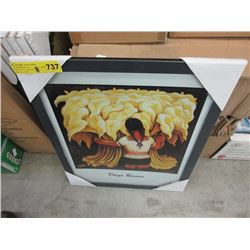 8 New Diego Rivera Framed Prints