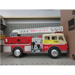 Tonka Fire Rescue Truck