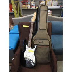 Nova Electric Guitar with Soft Case