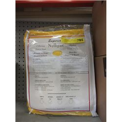 New Double Size Spun Polyester Sheet Set - Yellow