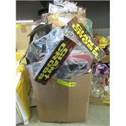 Large Case of Small Rubber Mats & More