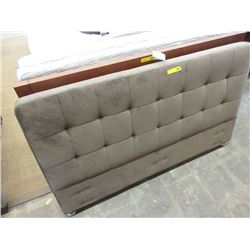 New Queen Size Upholstered Headboard