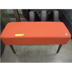 New Condo Size Upholstered Bench