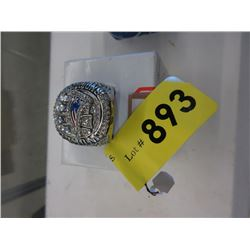 2014 New England Patriots Replica Super Bowl Ring