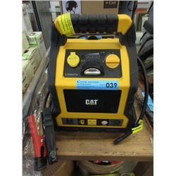 Cat Auto Booster, Generator & Air Compressor
