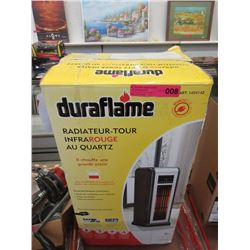 Duraflame Radiator Heater - Store Return