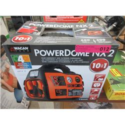 Power Dome NX2 Power Inverter/Battery Jump