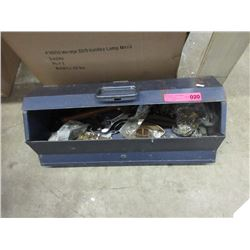 Heavy Duty Toolbox With Contents