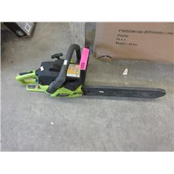 "Poulan 2150 Chain Saw 16"" Bar"