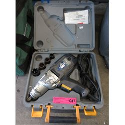 Maximum Digital Impact Wrench 1/2""