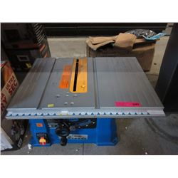 Bench Top Table Saw