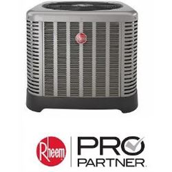 Rheem 14 SEER unit up to 5 tons