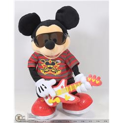 FISHER-PRICE DISNEY'S ROCK STAR MICKEY MOUSE.