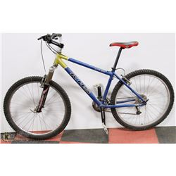 KHS ALITE 4000 FRONT SUSPENSION MOUNTAIN BIKE