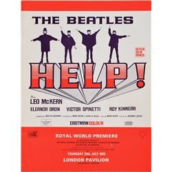 Beatles Help! Program
