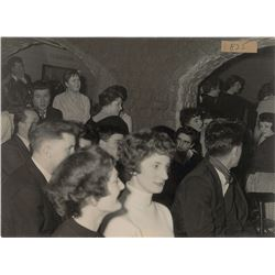 Beatles Vintage 1957 Cavern Club Photograph
