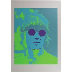 George Harrison Print by Robert Whitaker