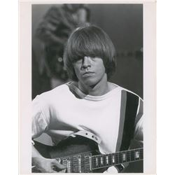 Brian Jones Oversized Original Photograph