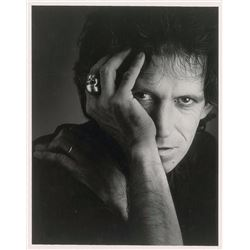 Keith Richards Original Photograph