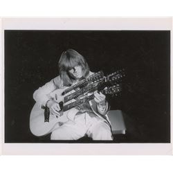 John Paul Jones Original Photograph