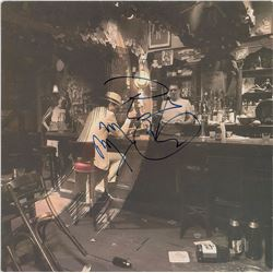 Led Zeppelin: Page and Plant Signed Album