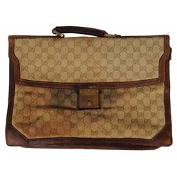 Led Zeppelin: Peter Grant's Gucci Briefcase