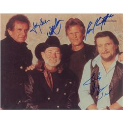 The Highwaymen Signed Photograph