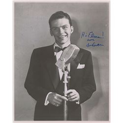 Frank Sinatra Signed Photograph
