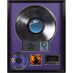 Luther Vandross Platinum Sales Award: Power of Love