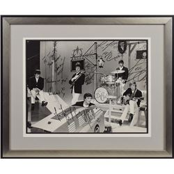 Dave Clark Five Oversized Signed Photograph
