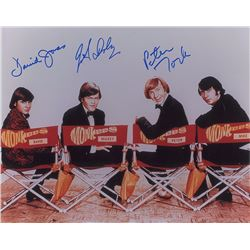 The Monkees Oversized Signed Photograph