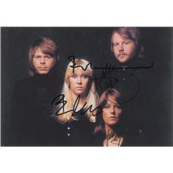 ABAA Signed Photograph