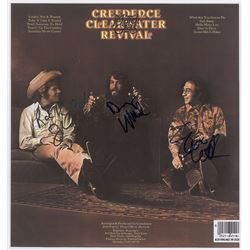 Creedence Clearwtaer Revival Signed Photograph