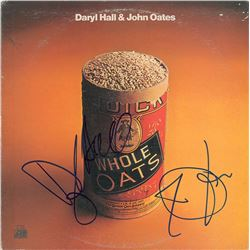 Hall and Oates Signed Albums
