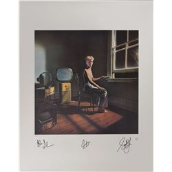Rush Signed Lithograph