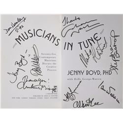 Songwriters Signed Book
