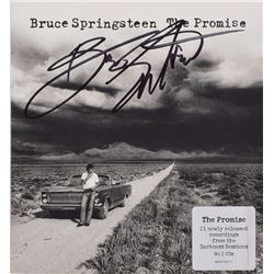 Bruce Springsteen Signed CD