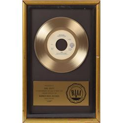 Van Halen Jump Gold Sales Award