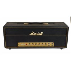 1974 Marshall 100W Super Lead Amp