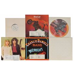 Brad Delp's Collection of Promo Albums