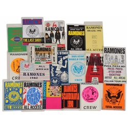 Ramones Collection of Passes