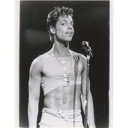 Prince 1986 Wire Photograph