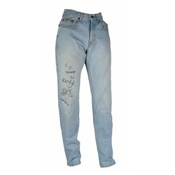 Nirvana Signed Jeans