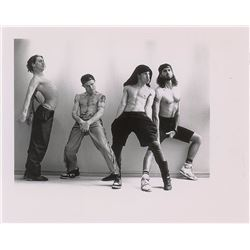 Red Hot Chili Peppers Original Photograph
