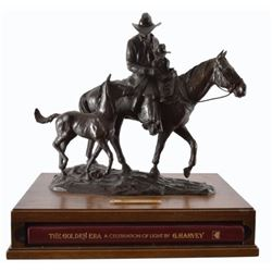 "G Harvey ""Special Times"" Bronze"